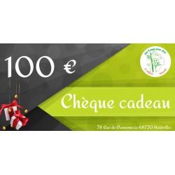 Bon-cadeau 100 €